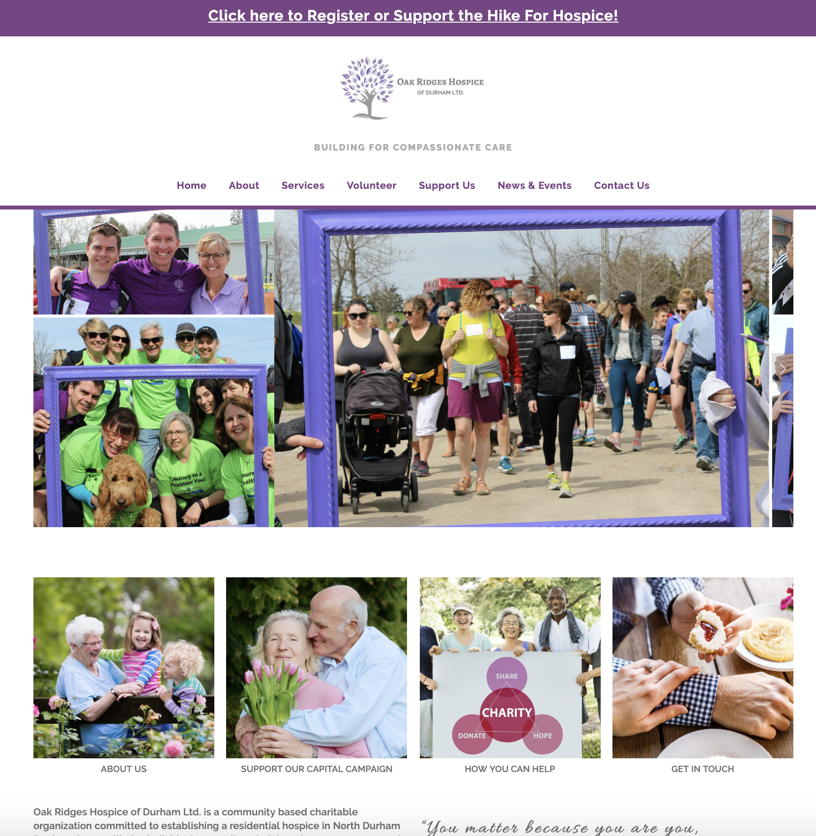 Port Perry Hospice