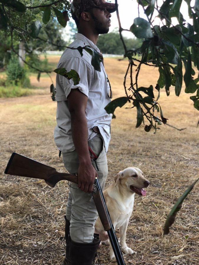 Orvis Hunting Blog | Introducing Durrell Smith -