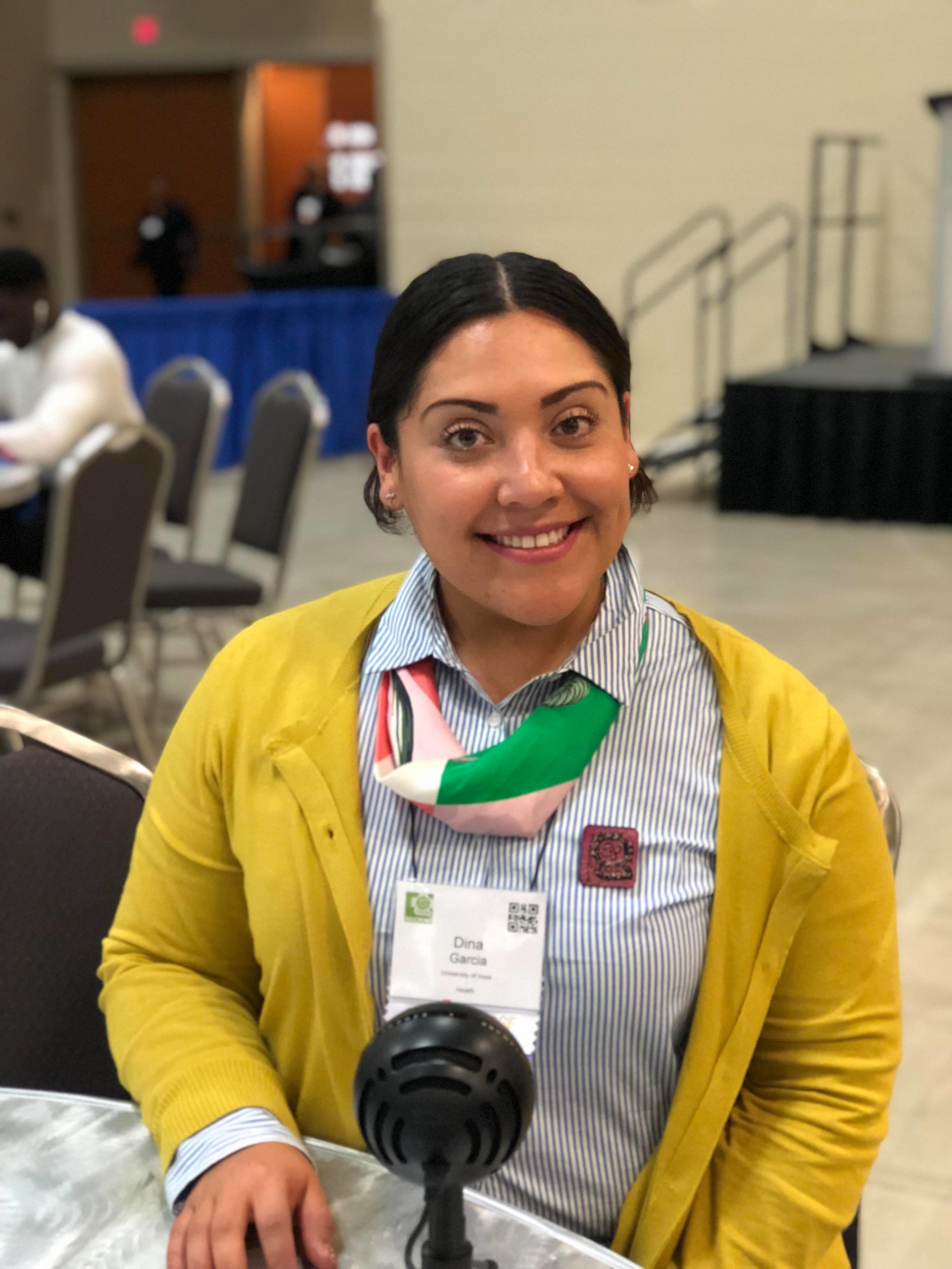 Dina García, PhD  - Assistant Professor, Department of Health Behavior and Policy at Virginia Commonwealth University School of Medicine