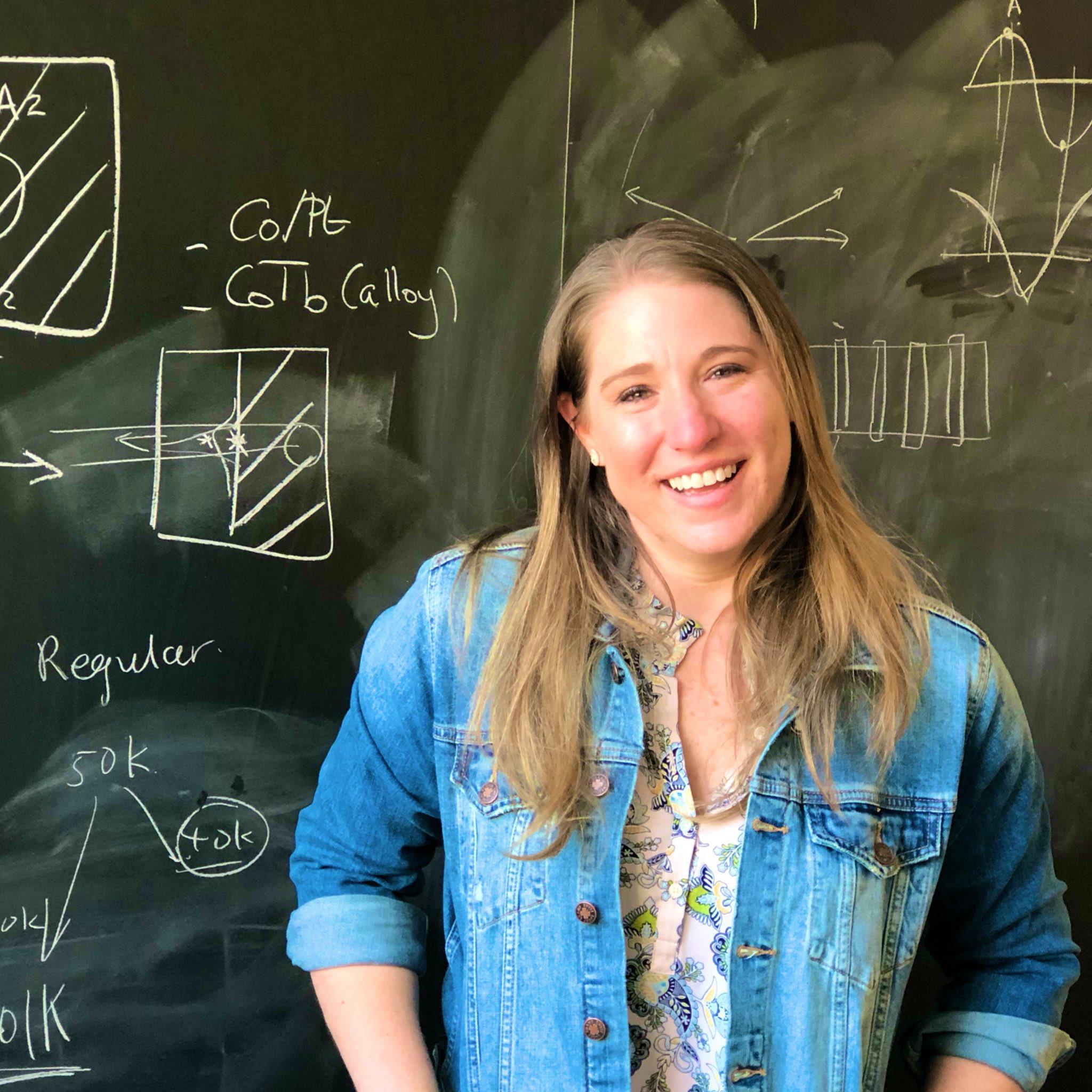 Melania Guerra, PhD  - Oceanographer and Science Diplomacy Strategist