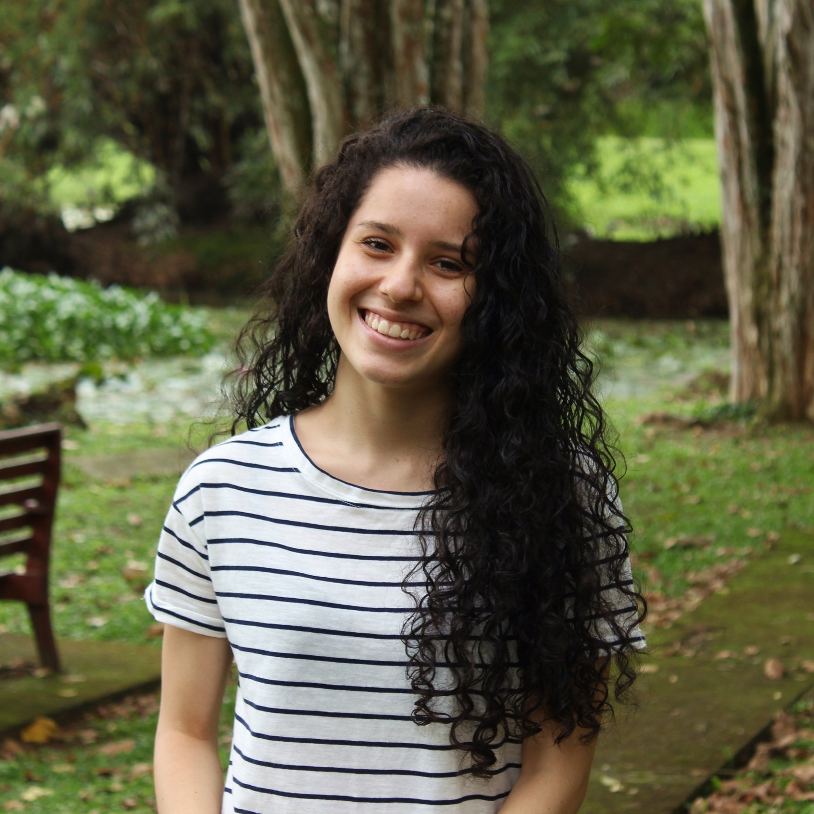 Valeria Dittel Tortós , Electromechanical Engineering student at Costa Rica Institute of Technology  From Cartago, Costa Rica