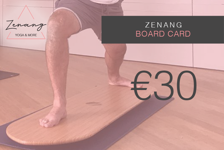 Board Card. - If you want to deepen your Yoga Board practice, this is the package for you. With this card you can join 2x a week of Yoga Board classes only.Valid for 1 month.