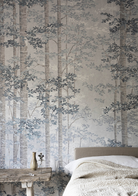 Lewis & Wood Bosky Wallpaper