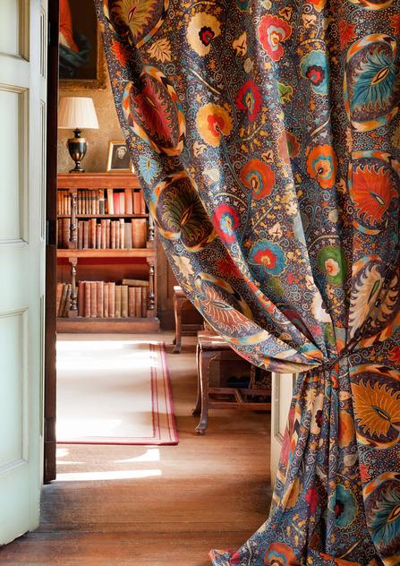Lewis & Wood Joseph Fabric