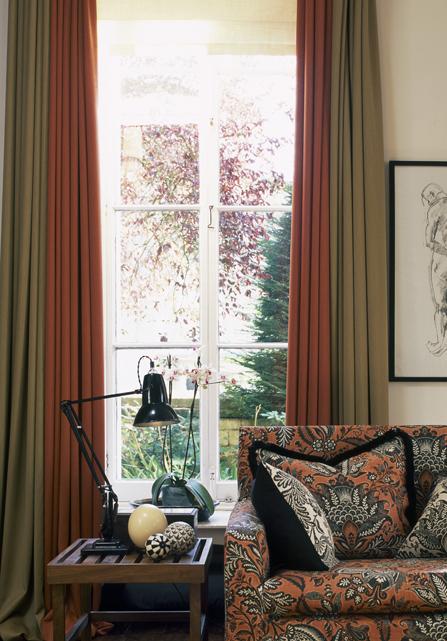 Lewis & Wood Merino Wool Fabric