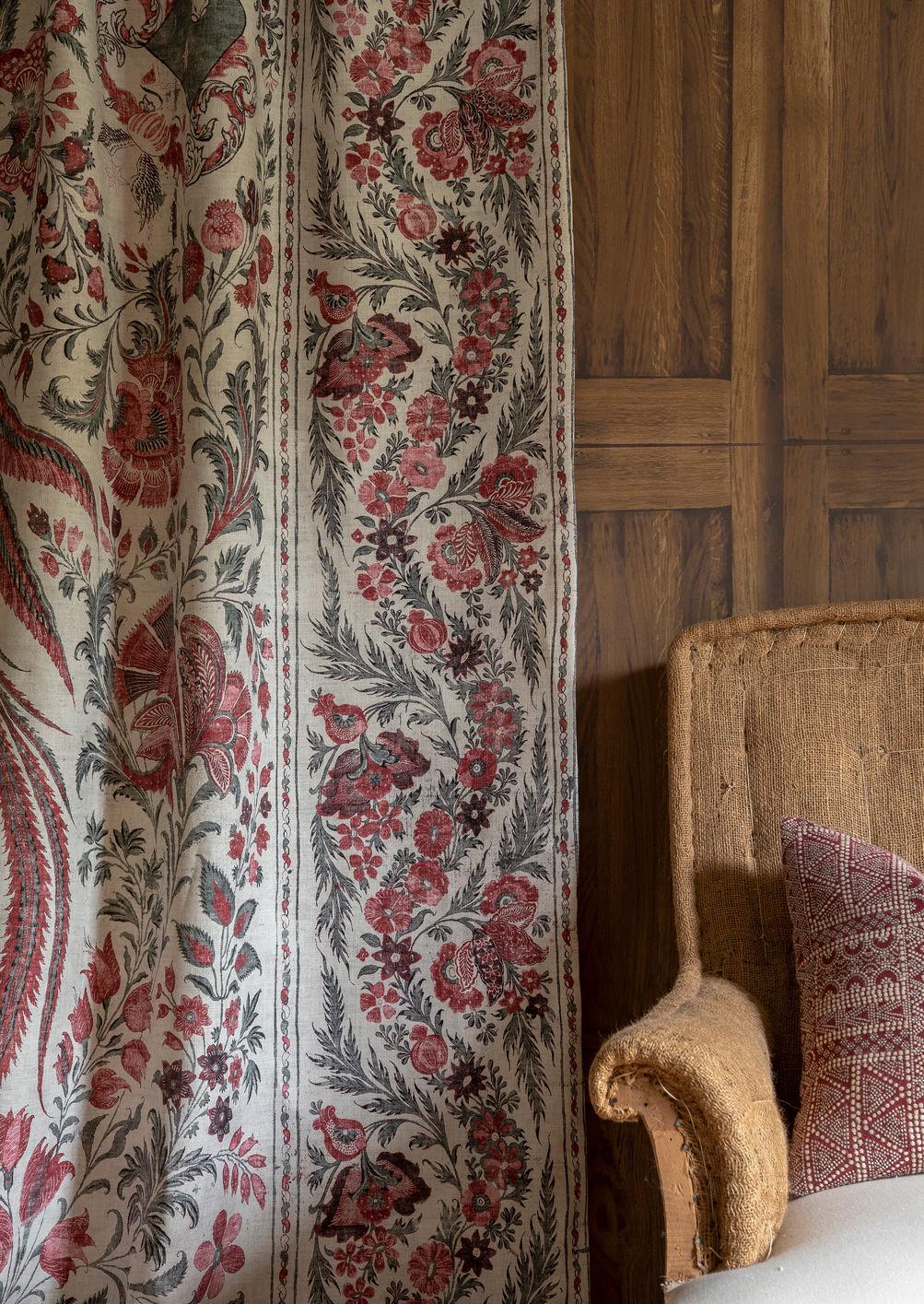 Lewis & Wood - PALAMPORE + BATIK Fabrics