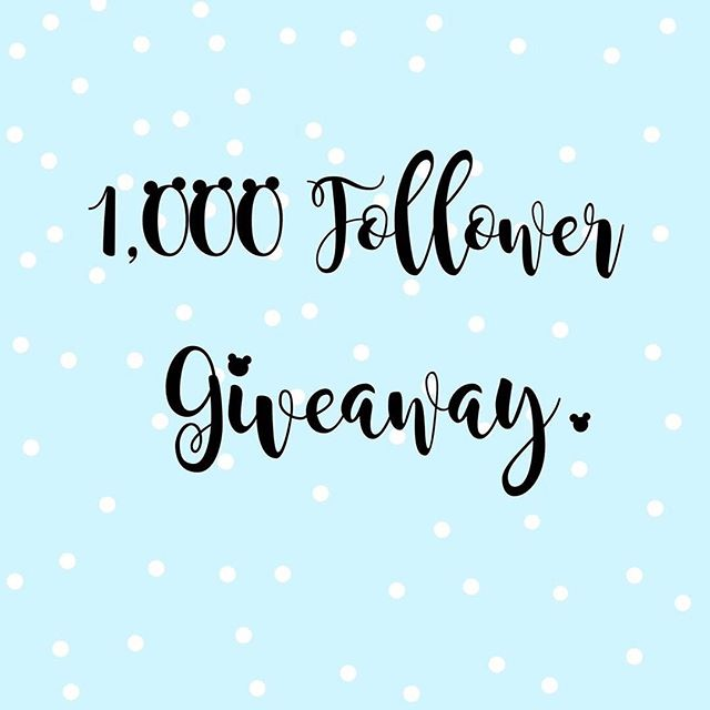 Amber & Ayers Co.'s 1000 Follower Giveaway  She has paired up with some of her favorite shops to say thank you for being so supportive & showing Amber & Ayers Co. so much love.  Here is what we are giving away:  @amberandayersco - $40 shop credit  @castleandcomp- $20 shop credit  @customthreadss- Hades inspired headband  @lostweekenders- Shirt of choice @magicpindom-$10 shop credit  @mouseandmagicdesigns- Disney ears cosmetic bag  @sewminniestyle- Mickey scrunchie with bow  @shopisabelxo- holographic glitter sneakers in your size  @simplybychels- Custom powerline embroidery  @disneybounddesign- Custom Little Mermaid themed ears ✨✨✨✨✨✨✨✨✨ How to enter: 1. Follow all of the shops above 2. Like this post  3. Tag 2 friends to let them know about this awesome giveaway Giveaway Disclaimer: *Open to US Residents 18 years & older *Tagging fake, spam, giveaway or celebrity accounts will result in disqualification *Unfollowing me after entering or after winner is announced will result in future disqualification from giveaways that I do. *This giveaway is now way sponsored or affiliated with the Walt Disney Company or Instagram *Giveaway will run until Sunday August 4th at Midnight WDW time! 💕💕Good Luck! 💕💕 #isabelxo #amberandayersco #Disney #giveaway #Disneygiveaway #1000followers #lucky #fashion #boutique #shopsmall