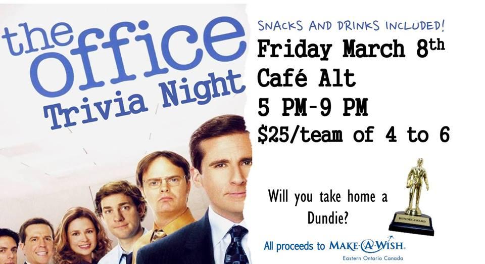 The Office Trivia Night - CVUO - uOttawa Events.jpg