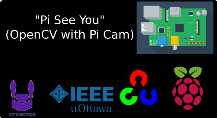 Pi Month Event 3 OpenCv with Pi Cam - CVUO  - uottawa events.jpg