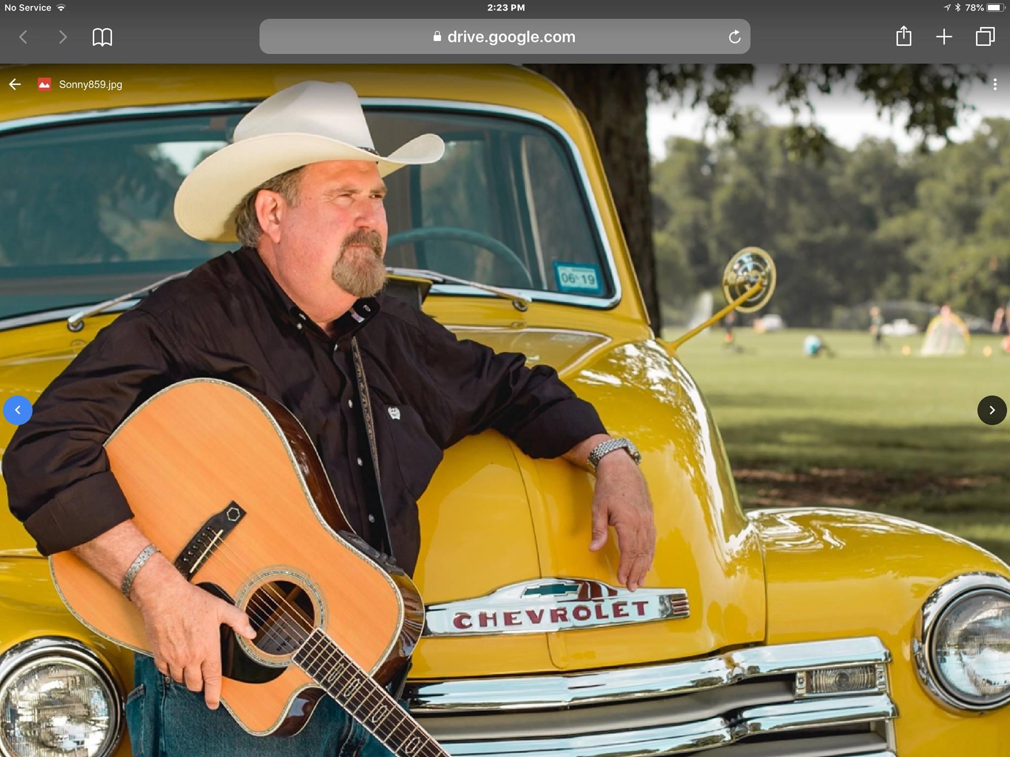 Sonny Morgan Class of 70 Recording Artist Nashville TN.jpg