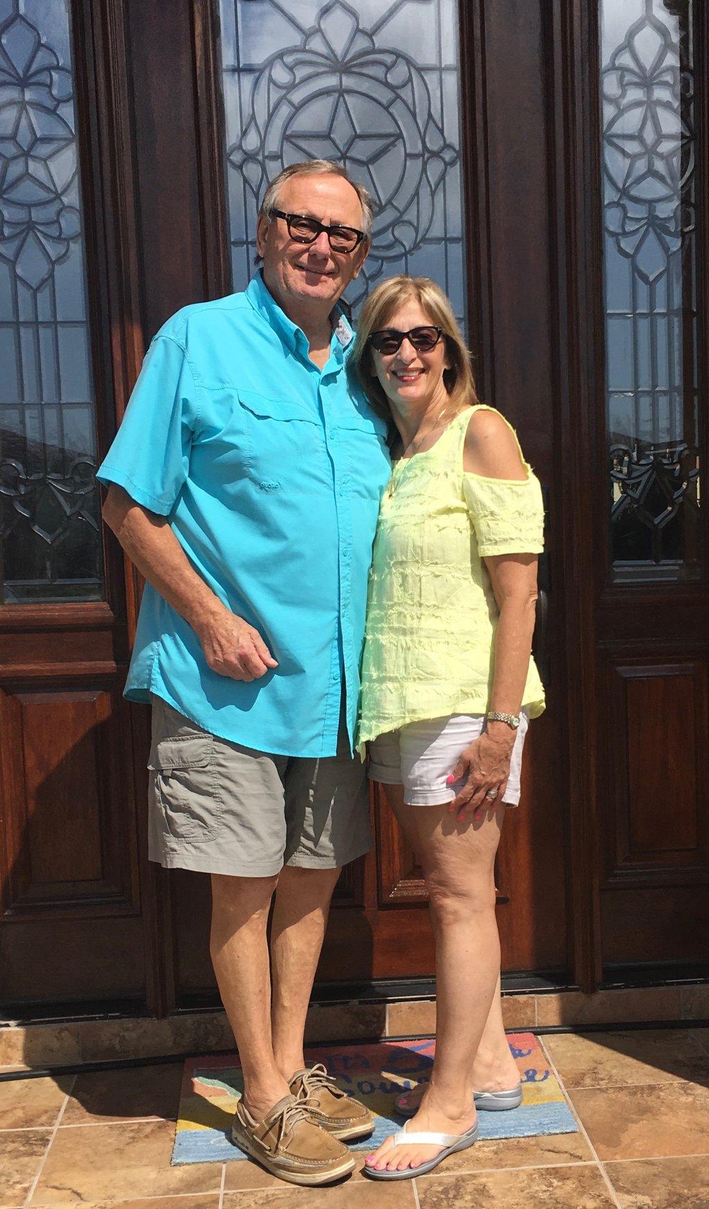 Lynda and Jim Beckley