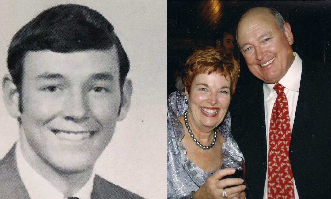 David Grinsfelder (with Sally Russell)