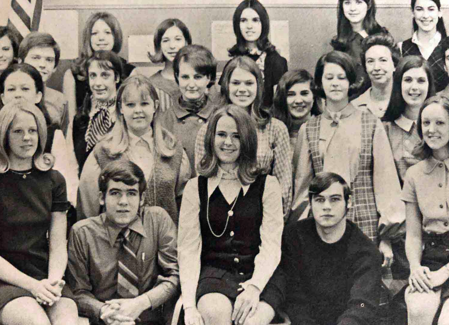 THE FANG STAFF LHHS 1970