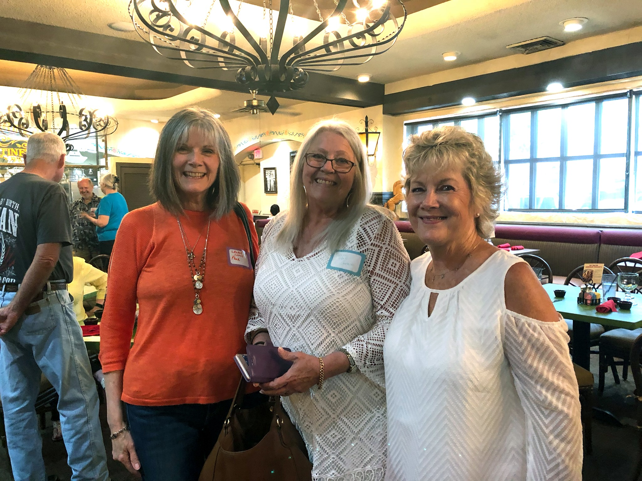 Aug 2019 Laurie Justus Pace Sarah Hott Grace and Nancy Woodruff Pate .jpg