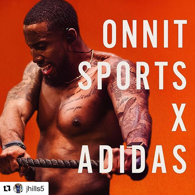 #Repost @jhills5    #IDNUPEsStayBusy ・・・ I'll save the long, mushy, emotional message for another time. As for now, super thank you to everyone that played a part in this...@Adidas , let's work. #AdidasBrandAmbassdor #CallingAllCreators #3StripeLife #GetOnnit