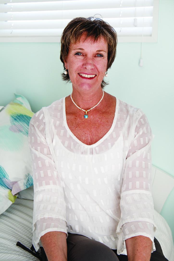 Karen Parker  NZ Registered Nurse / Personal Coach
