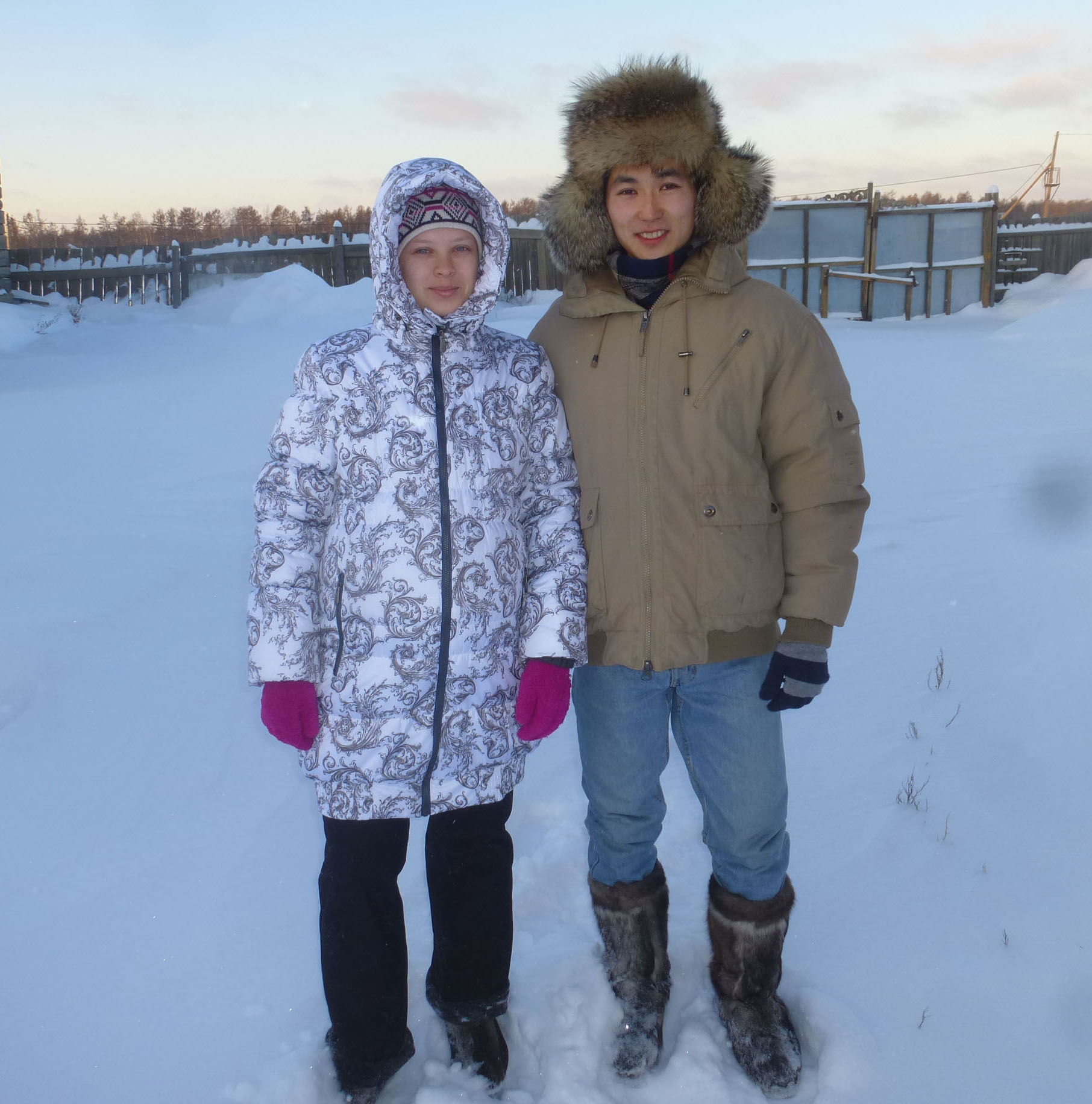 Vladamir and Tatianna Burnashev - The Burneshevs serve in Yakutsk, Russia with Wycliffe Bible Translators. They are currently working on translating the bible into the language of the local tribal group.Facebook Page