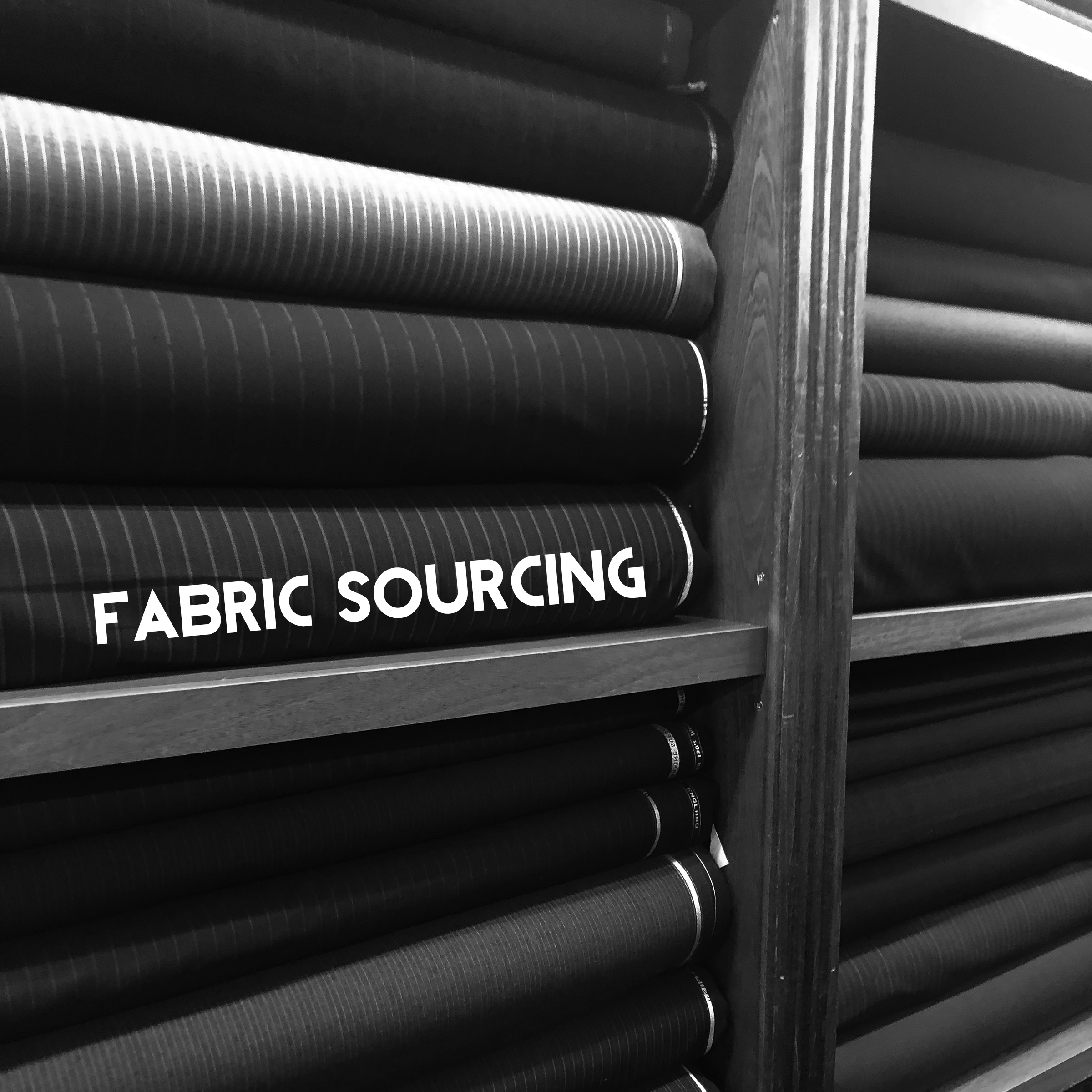 Fabric Vendors - We offer our prix fixe clients a comprehensive list of fabric and notion vendors, suppliers, and agents for both small and large production. We offer recommendations and introductions for clients and their specific needs.