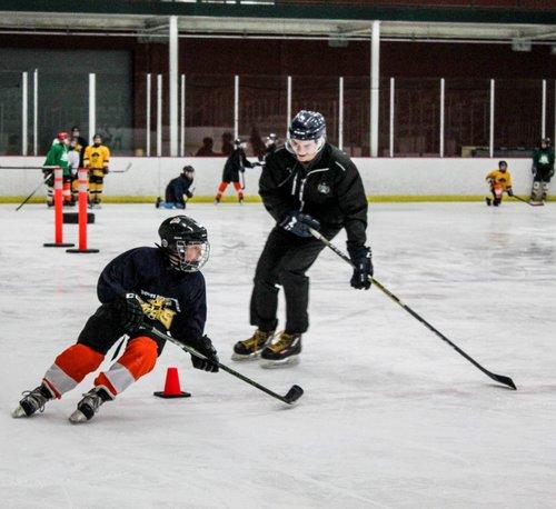 Roanoke Valley Youth Hockey Summer Camp
