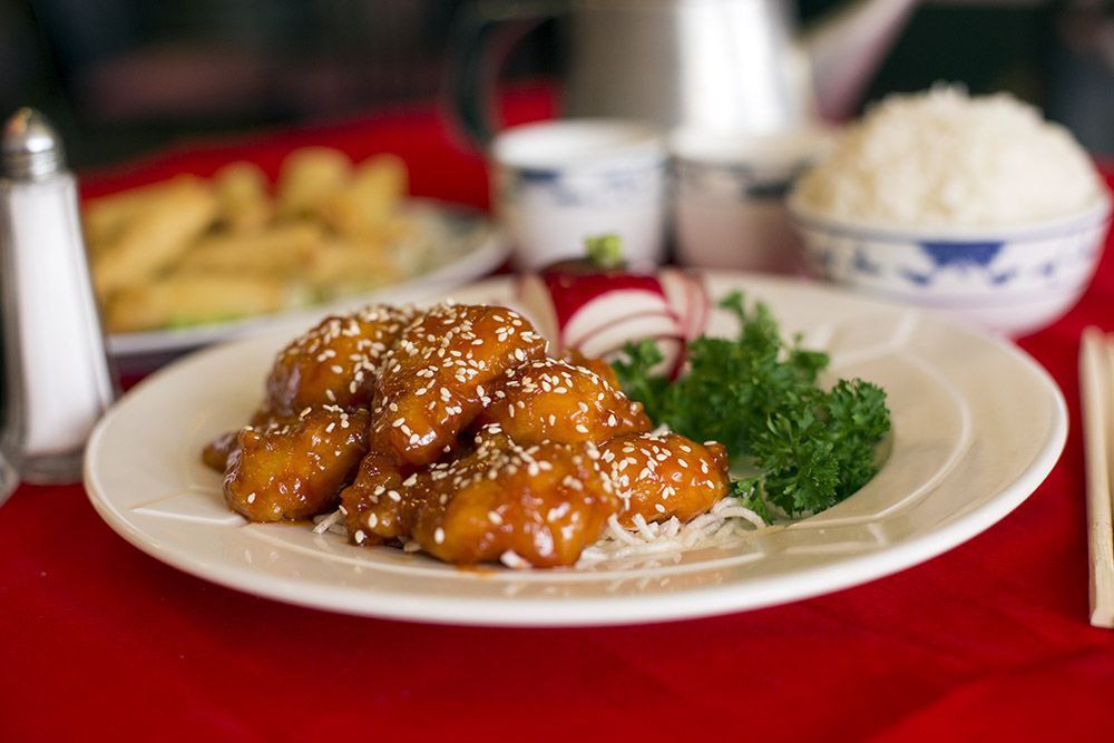 H11. Sesame Chicken