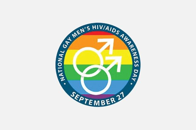 Save on Menswear, Toys, and Condoms today in honor of National Gay Men's HIV/AIDS Awareness Day!