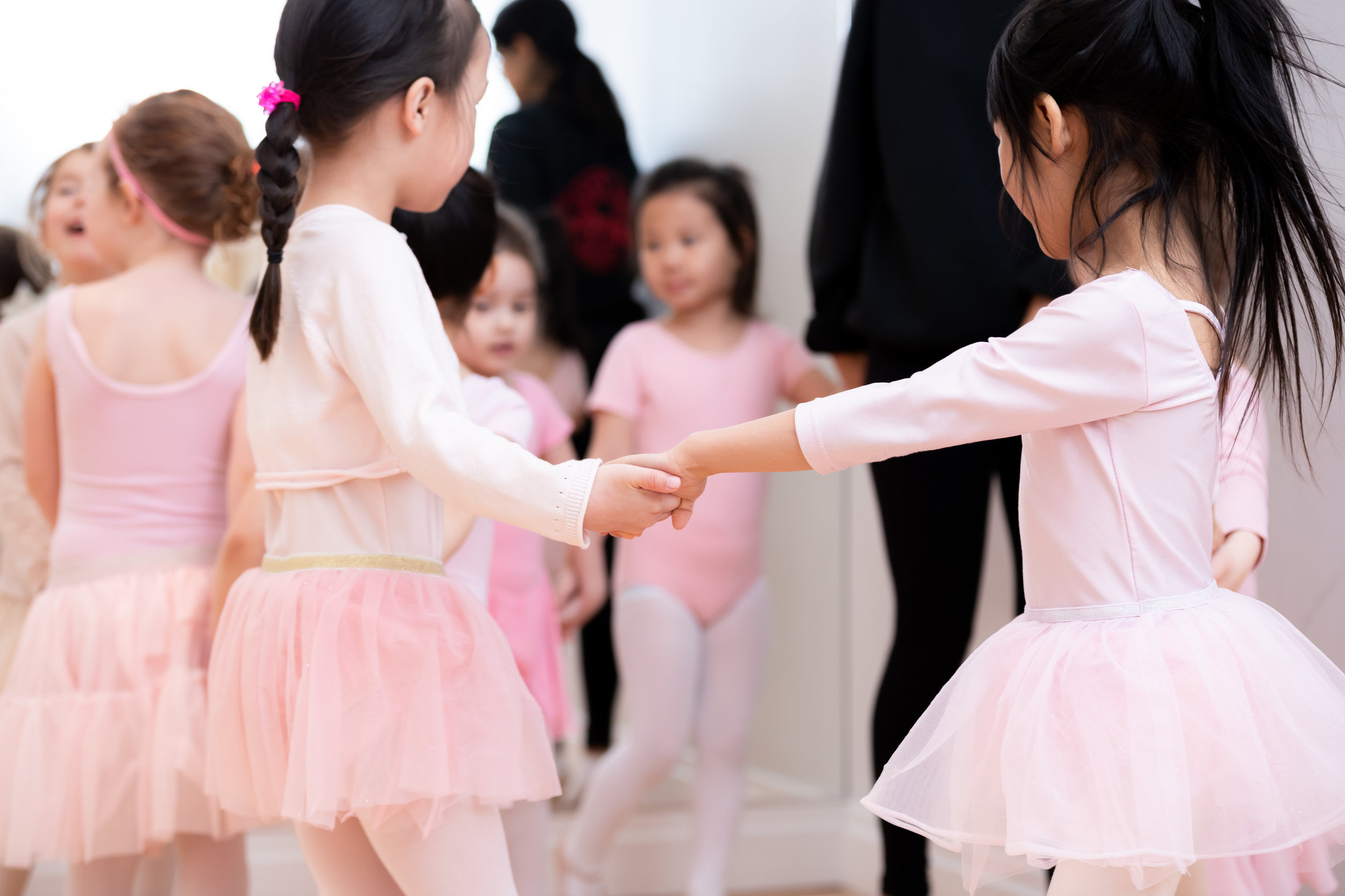 AGES 4 - 5 — City Dance Corps Youth Program