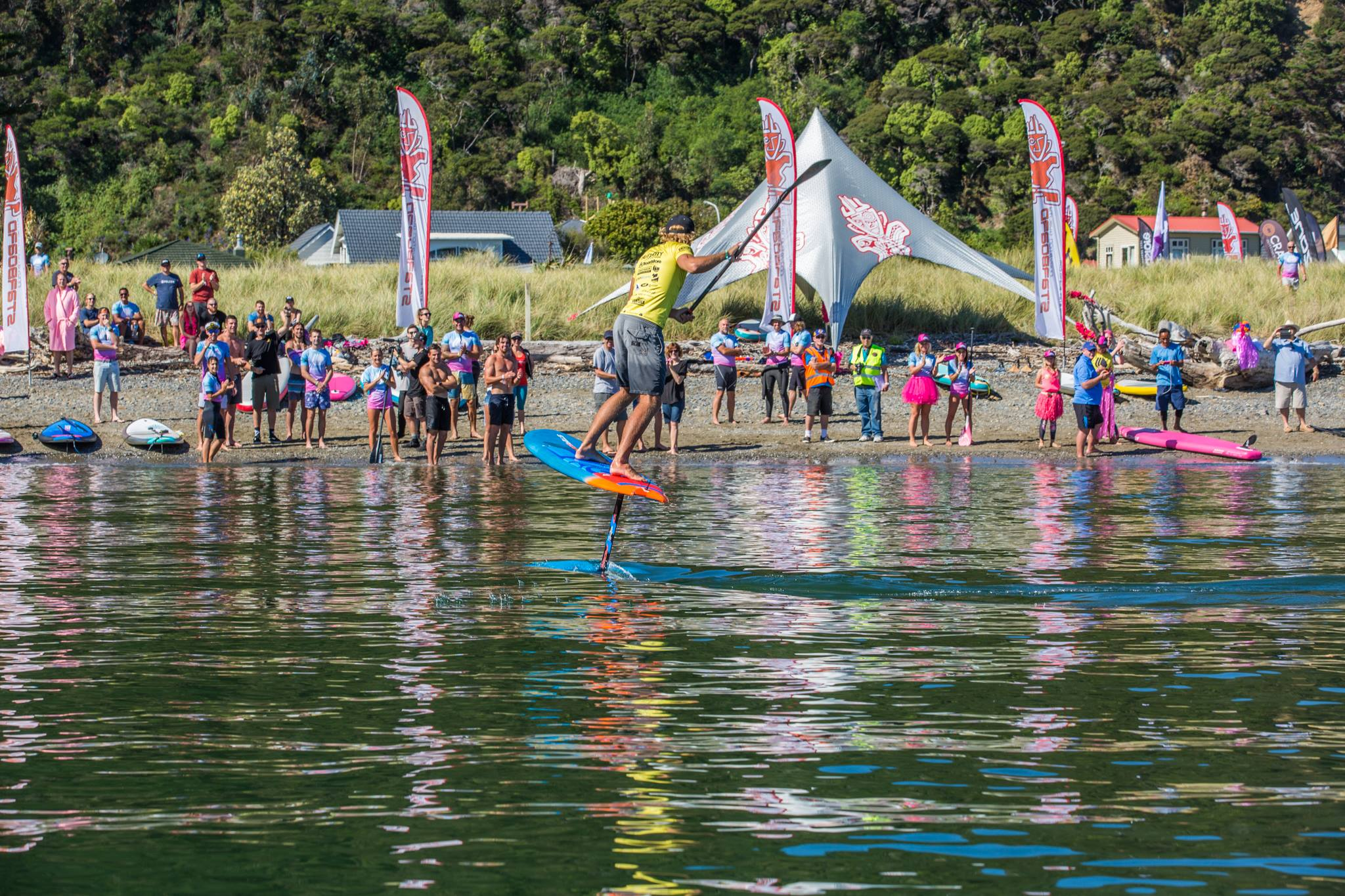 foiling-paddle-board-new-zealand