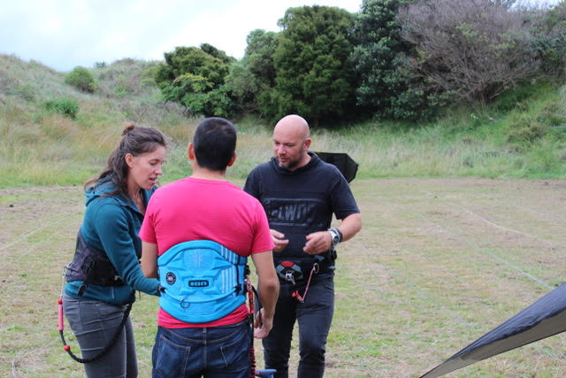 Learn-to-Kitesurf-Wellington