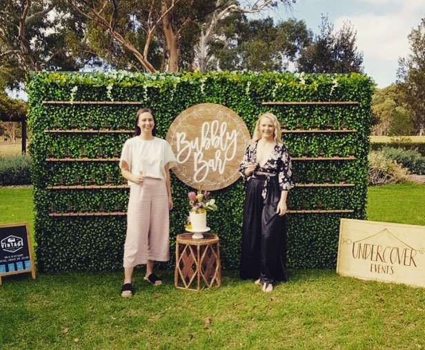 Happy 1st birthday to @undercover.events! 🌸Thank you for letting us be part of your special day and congrats on achieving this amazing mile stone 🙌 . . . . . @undercover.events  @sassiicecream  @belletorte  @turonwines  @loveyourguts.co  @nomadcandleco  @morocco_by_mish  @hilltopfreshflowers  @mischiefbrewcoffee  #caravanbar #mobilebar #vintage #vintagecaravan #willow #vintagecaravanbar #mclarenvale #mclarenvalewine #mclarencvalewedding #fleurieu #sa #southoz #southaustralia #adelaidehills #adelaidehillswines #hills #barossavalley #barossawines #Adelaide #wedding #adelaidewedding #vintageweddings #undercoverevents #fleurieuweddings