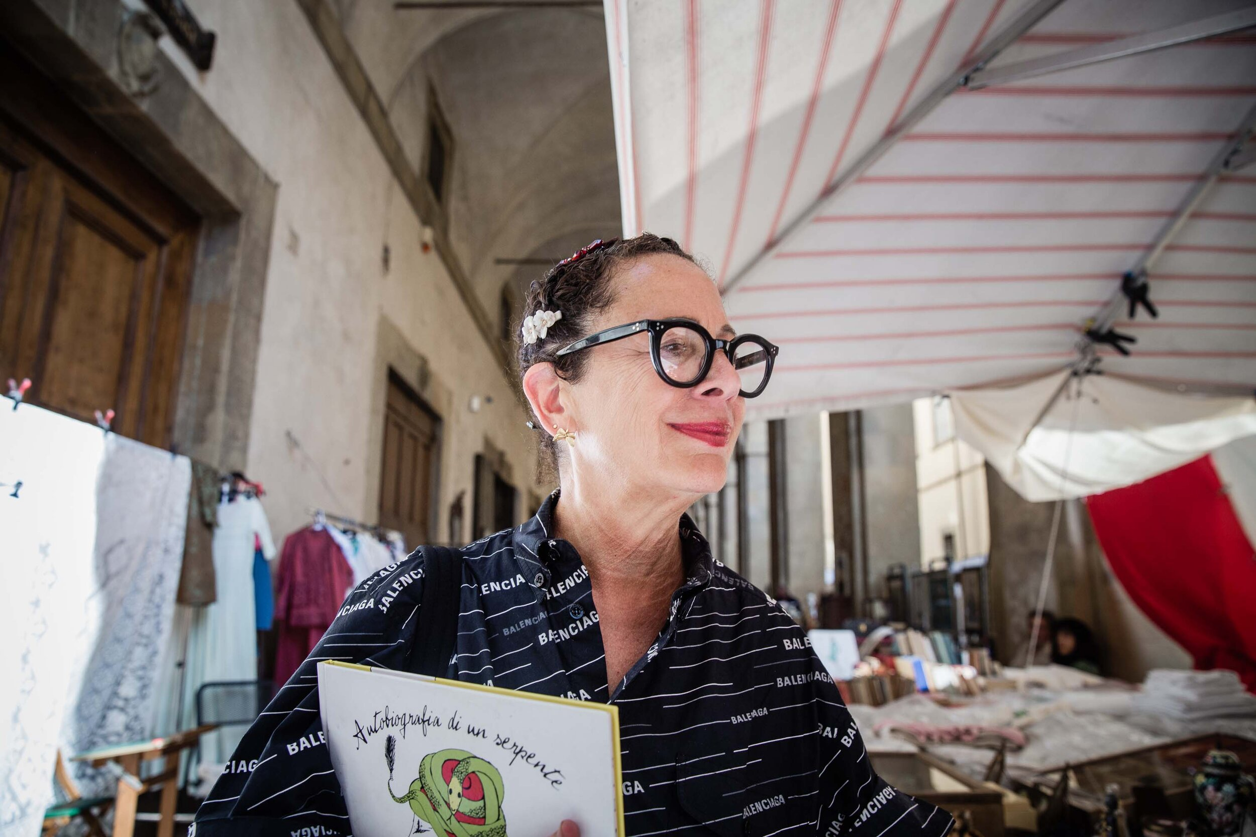 CHEF NANCY SILVERTON TEACHES HOW TO HOST