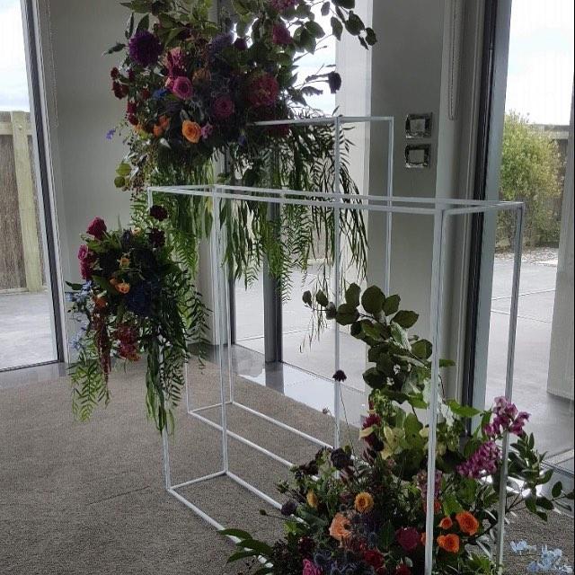 Floral Towers I I Qty 4 $40.00