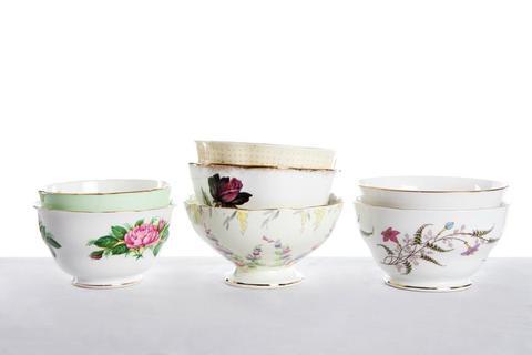Assorted sugar bowlsI $5.00 each