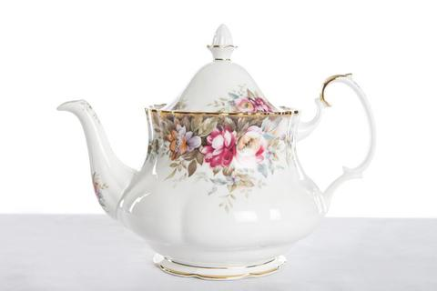 Vintage Teapots I $25.00 each