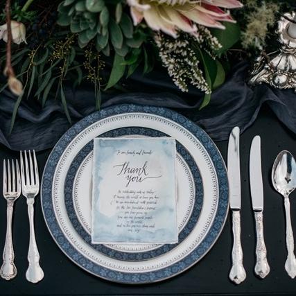 Silver Cutlery I .85c each I Max 200