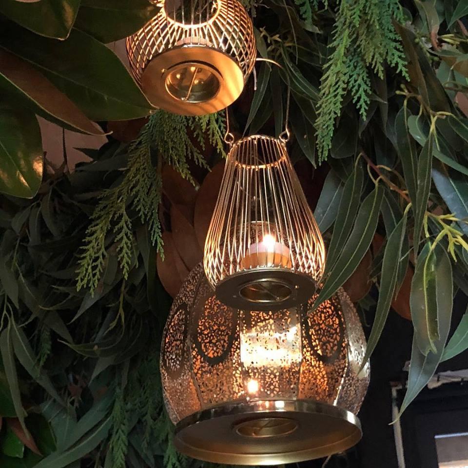 Mixed Gold Moroccan Lanterns I $5-15.00