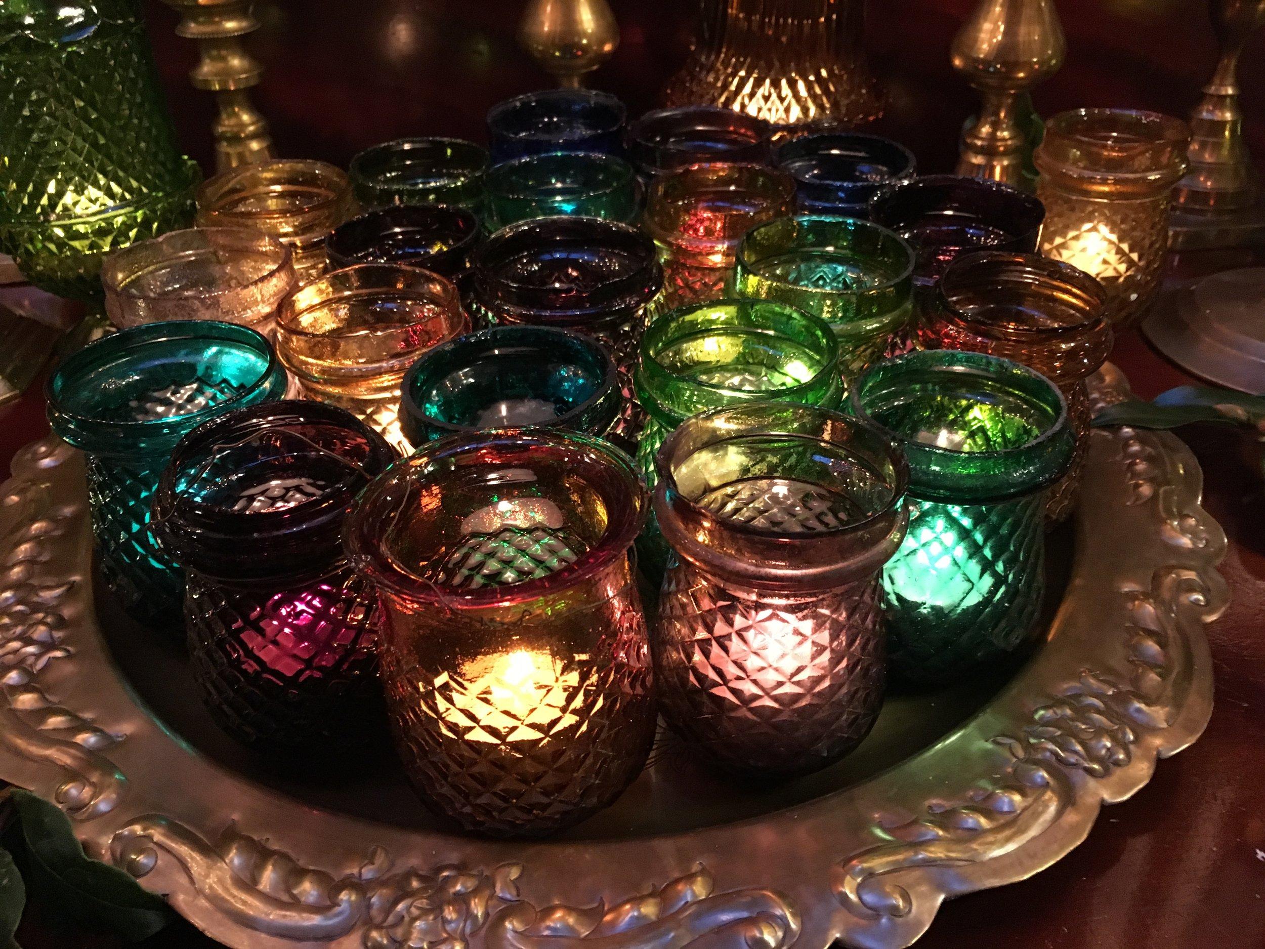 Victorian Tealights I $10.00 Qty 26