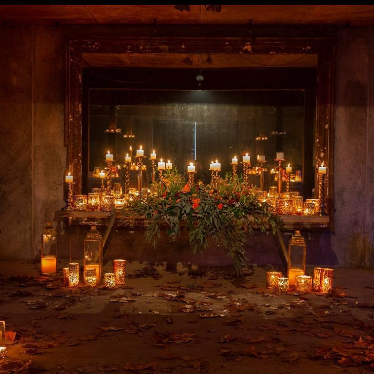 Gold Mercury votive Sml/Med/Lge From $2ea  Gold Candlesticks I assorted sizes/patterns I $15ea  Lanterns I Gold Glass Tall $15ea