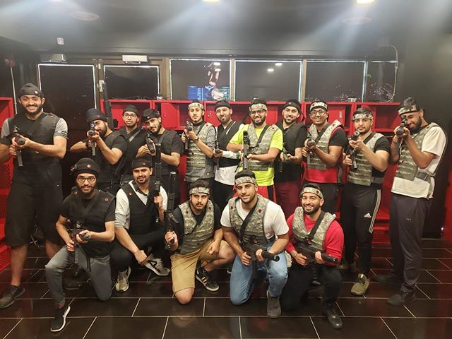 What an amazing battle💥 Thank you all for coming to play! Book your session at www.Classifiedyyc.com #classifiedyyc #icombat #yycnow #yycliving #thingstodoyyc #lasertag #taticalgear #yycfitness #yycevents #yycfit #friendly #teambuilding #fun
