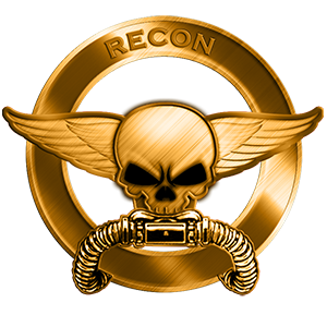 RECON  Recon is a classic Teamwork based mission, players must work together to bring back flags to score points for their Team. All players have 100 Health, Unlimited respawns and are divided into two different teams. Each Team has a Dominator (Tubes) in their Base, and theres one more Dominator on the field. Players must find and shoot the Dominator on the field and return to their Base and their own Dominator without getting Eliminated to score a point!  Team with the most point at the end of the game wins.  RULES:  -All players have 100 Health, Unlimited Respawns  -Dominators must remain were they are  -Stand over the Tube and shoot the centre of the Tube/Stand Under the Tube and shoot the centre of the Tube once hit:  -Tubes will make a whistle sound  -You will have a Carrying Flag  -Must return to Base without getting Eliminated to score a full point  -Can only Carry one Flag at a time  -All players can Carry a Flag at the same time  Team: Alpha Health: 100 Lives: Unlimited  Team: Bravo Health: 100 Lives: Unlimited