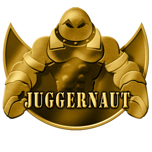 JUGGERNAUT  Juggernaut is a classic assault game. The Juggernaut Team has 1 player become a Juggernaut. The Juggernaut can choose any room on the map and must stay and defend that room until the Juggernaut dies or until the mission ends. The Juggernaut can pick 2 bodyguards to help protect them in the beginning, the Juggernaut gets 500 health, and no respawns, while everyone else gets 100 health and unlimited respawns. The Juggernaut team must keep the Juggernaut alive until the mission is over to win the game. The attacking team must eliminate the Juggernaut before the game ends to win the mission.  Rules:  Juggernaut:  -Must choose a room on the map  -Must stay in chosen room for the whole game until mission ends  -Must pick 2 bodyguards to help defend  -500 Health, Unlimited ammo, No Respawns  Defenders:  -Must elect a Juggernaut as a team  -100 Health, Unlimited Respawns  -Must defend the Juggernaut until game ends to win  Attackers:  -100 Health, Unlimited Respawns  -Must find and eliminate the Juggernaut before the game ends to win  Team: Juggernaut Health: 500 Lives: 0  Team: Defender Health: 100 Lives: Unlimited  Team: Attacker Health: 100 Lives: Unlimited