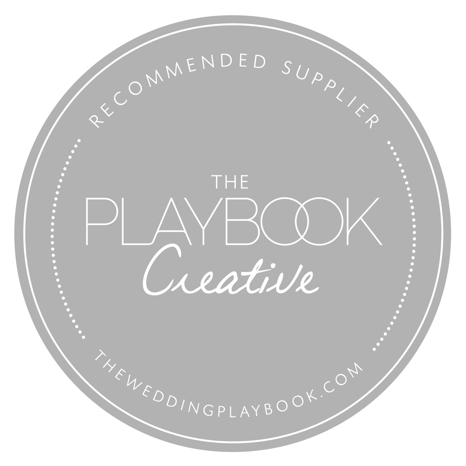 Wedding Playbook Creative Member Badge Silver.PNG