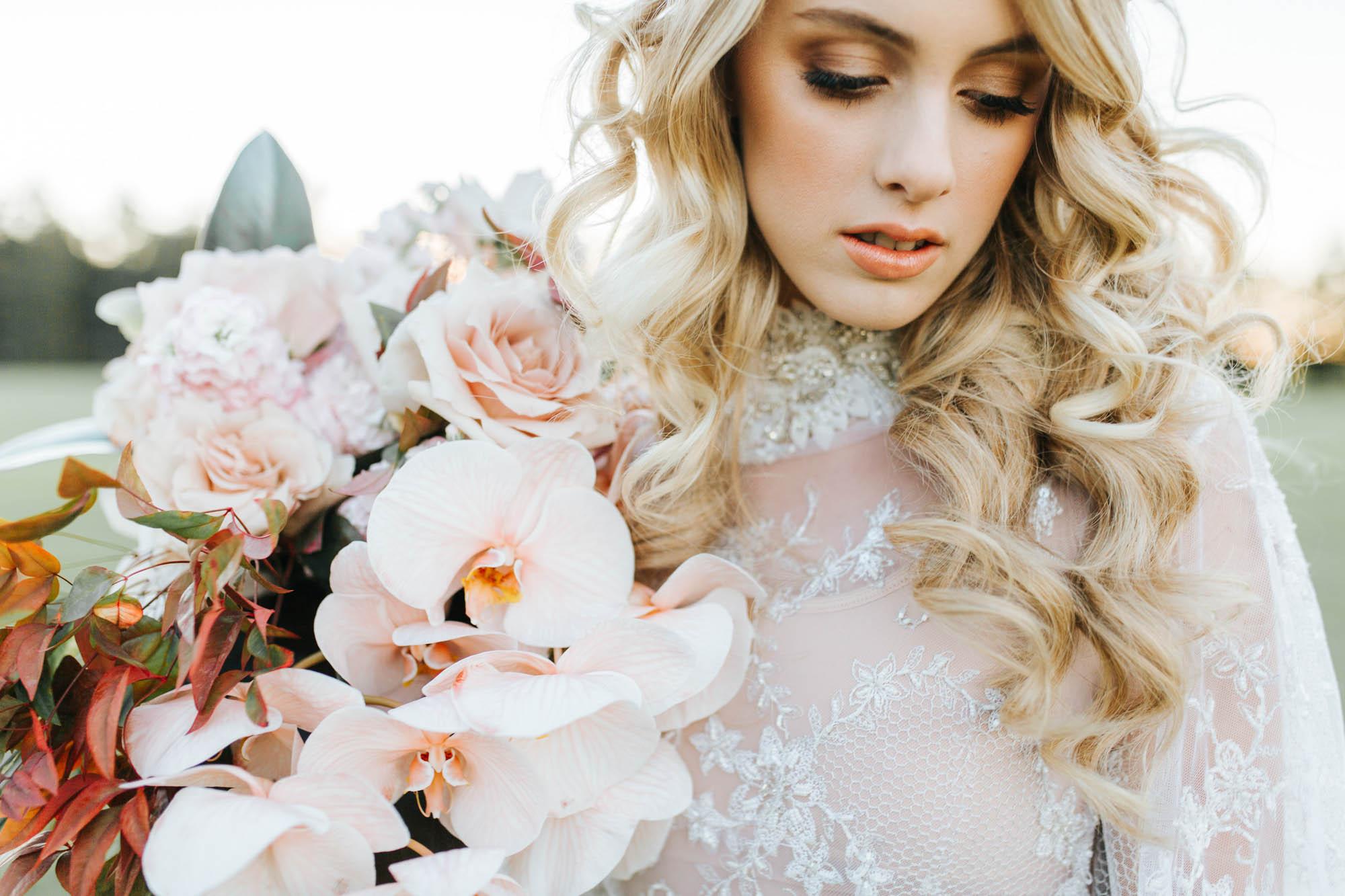 Spring Awakening - wedding editorial