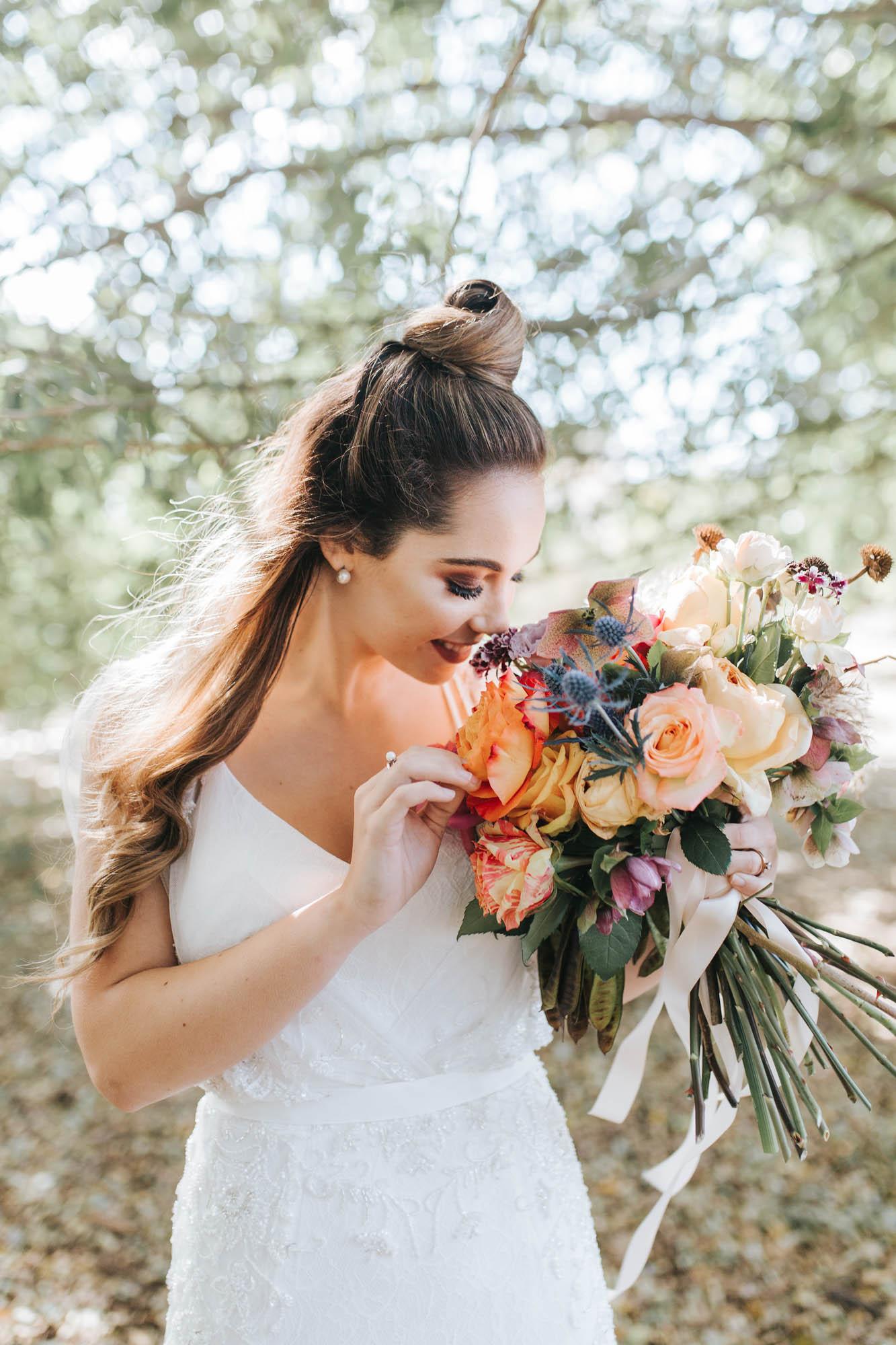 Bohemian Brights - wedding editorial