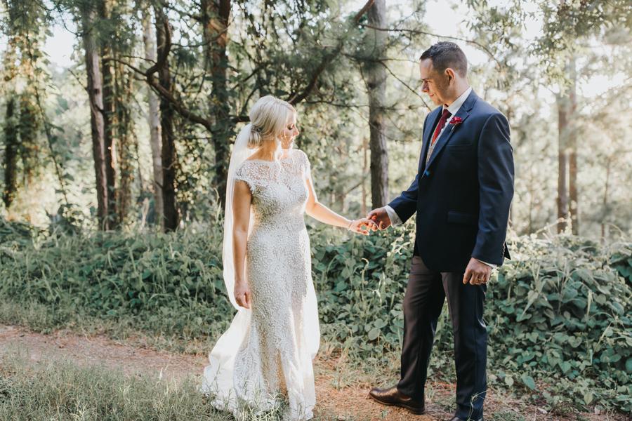 Blair & Lisa - wedding