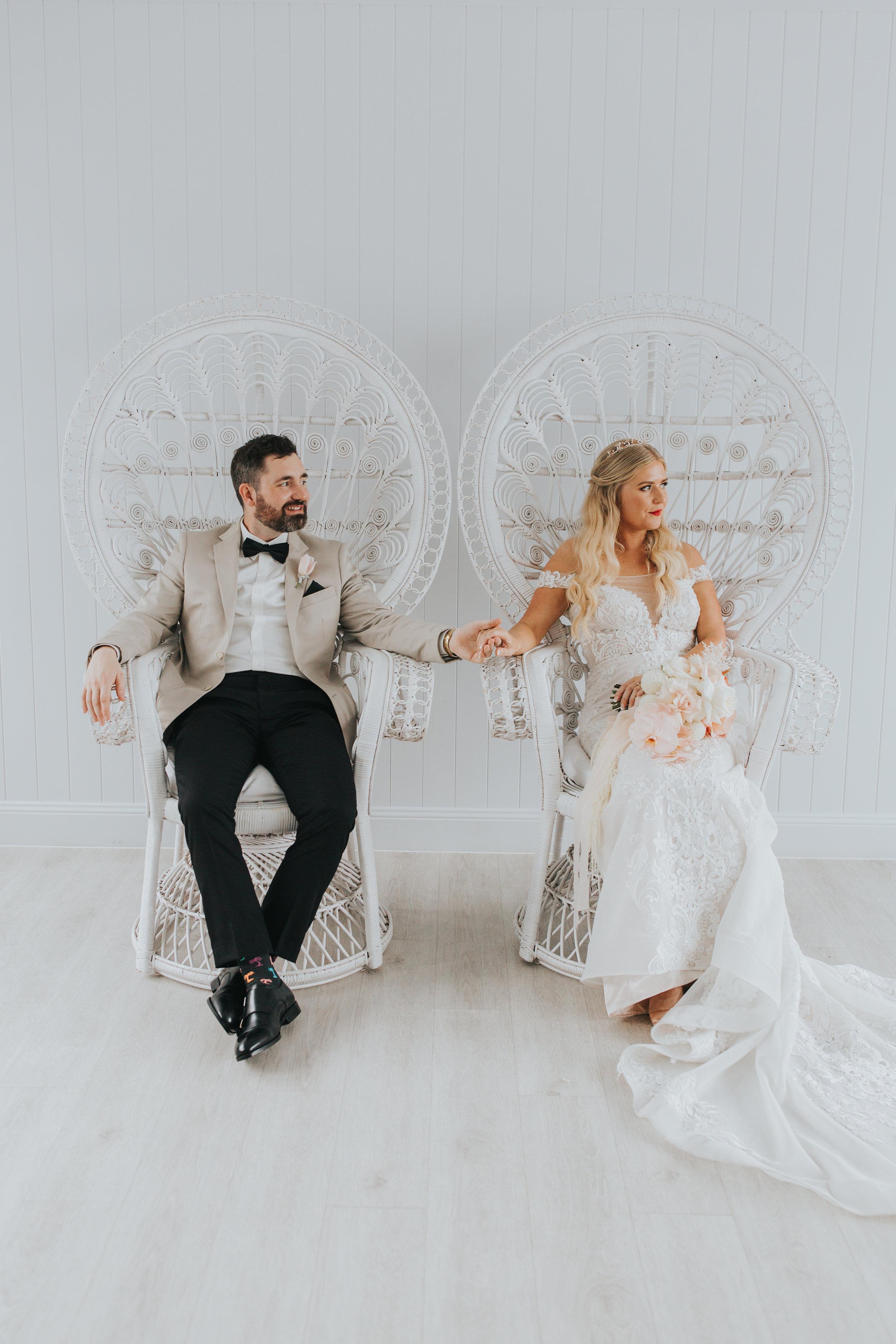 Gavin & Renee - wedding