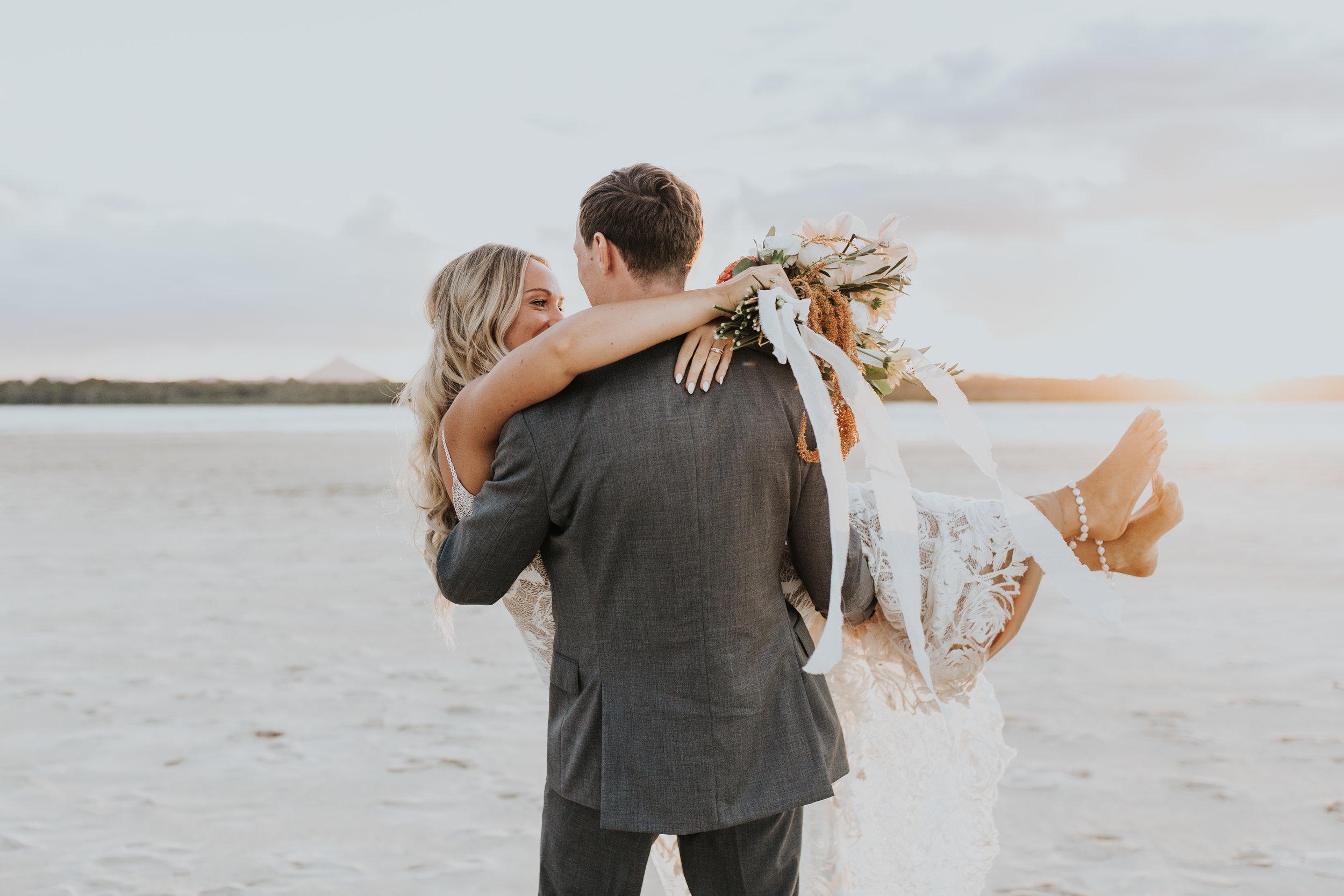 Mark & Amelia - wedding