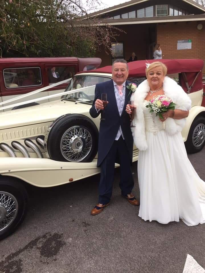 Trev from plymouth - Hi Pam a big thank you for the wonderful cars you supplied on Saturday and your drivers were wonderful thanks again Trev x