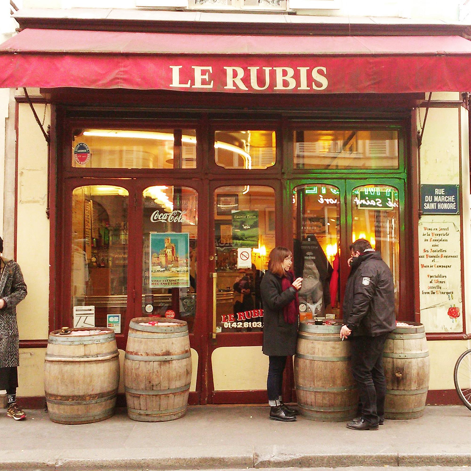 © Le Rubis