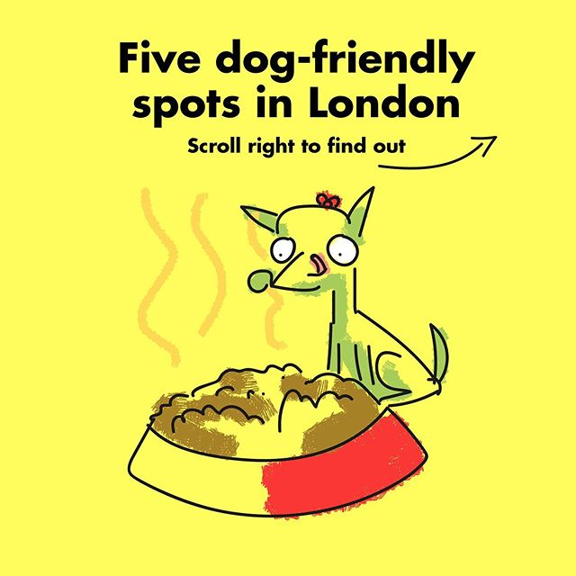 "Finally the weekend is here, and the sun too (yay) for those around in #London let us recommend you our top 5 restaurants in the city. 💃🏻✌🏼 1. Spanish restaurant: Tapas Brindisa Battersea @brindisaspanishfoods Great Spanish tapas restaurant. Delicious food. The most dog-friendly place in London. Your little furry friend will be treated as the most important guest in this place. They will give you a little cosy blanket, a massive treat box and a special recipe drink! What more you can you dream of? 2. Italian restaurant: Plough Way Cafe @ploughwaycafe This place is the discovery of the year. A small, local Italian restaurant. Super cosy interior. Magical pizzas and super cold Italian beer. You four-legged will feel really welcome inside. 3. Pub: The Mayflower @mayflowerpub This 16th-century pub serves the most traditional British delicious food. Our advice is to go for chef specials and you will never be disappointed. Great selection of beers. Really comfortable terrace with astonishing Thames views. Doggies are always welcome, we always spot a couple of them chilling inside. 4. Restaurant: The Bike Shed Motorcycle Club @bikeshedmc The best and the most loved place in Shoreditch. Super dog-friendly. The restaurant is enormous so you can easily find a comfortable place for you and your dog. Your buddy will get a lot of attention from all members of staff. They've got a great food menu. Super yummy shared plates for groups of friends. 5. Pub: The Draft House @drafthouseuk One of the best bars in London, they have different locations across the city, all of them are dog-friendly. The best selection of beers for beer lovers. The food is absolutely magic. Any tapas you order are going to be delicious. Dogs are really made welcome. 🇬🇧 Would you like to find more dog-friendly places like these in Europe? Then download our app: ""Dogout dog-friendly map"" for iPhone and Android. 🌹🇬🇧 #Londondogfriendly #travel #dogfriendlypub #dogfriendlylondon #dogfriendlyhotel #londonpub #dogfriendlyitaly #pub #london #dogfriendlyrestaurant #dogfriendlycafe #dachshund #chihuahua #terrier #viajarconperromola #bulldog"