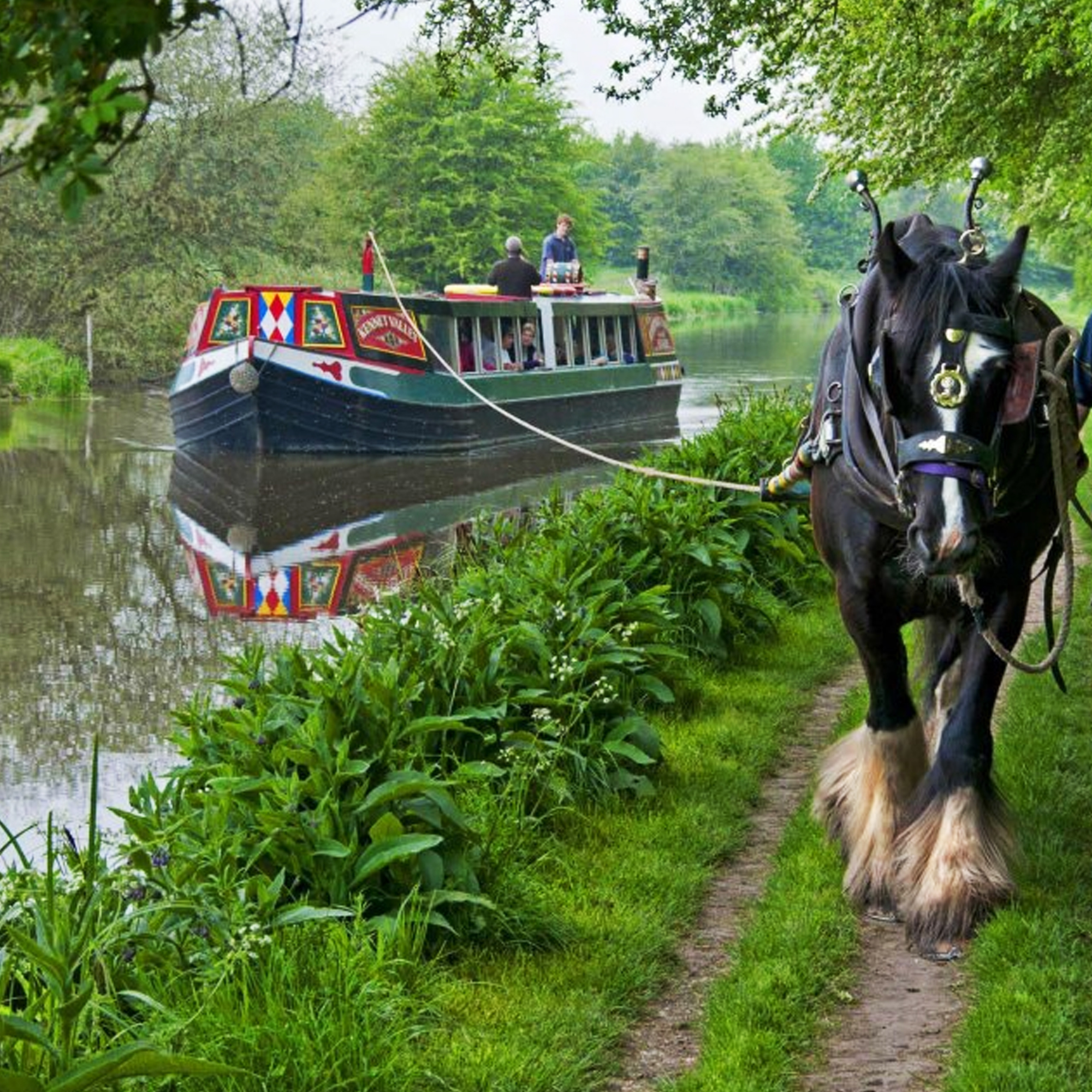 ©Kennet Horse Boat